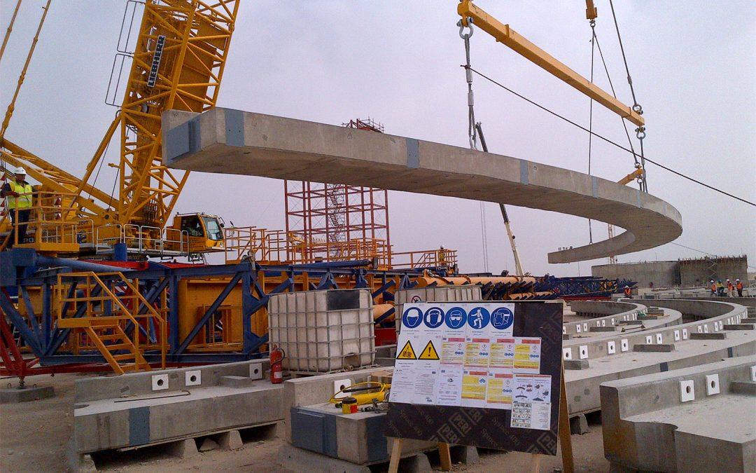 Extension Des Hangars OCP JORF LASFAR