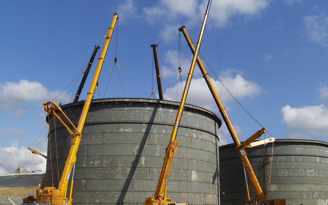 Construction d'un réservoir de carburant