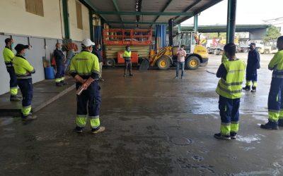 Formation, désinfection et nettoyage